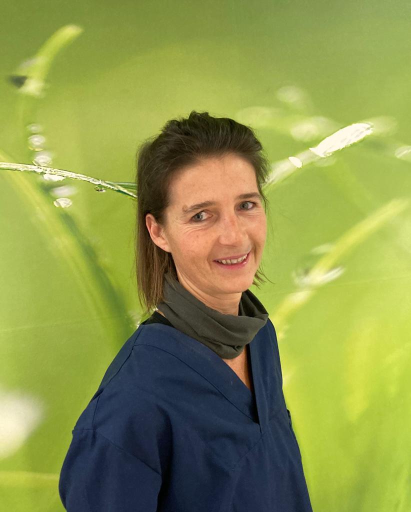Karin Brandl Tierarzthelferin