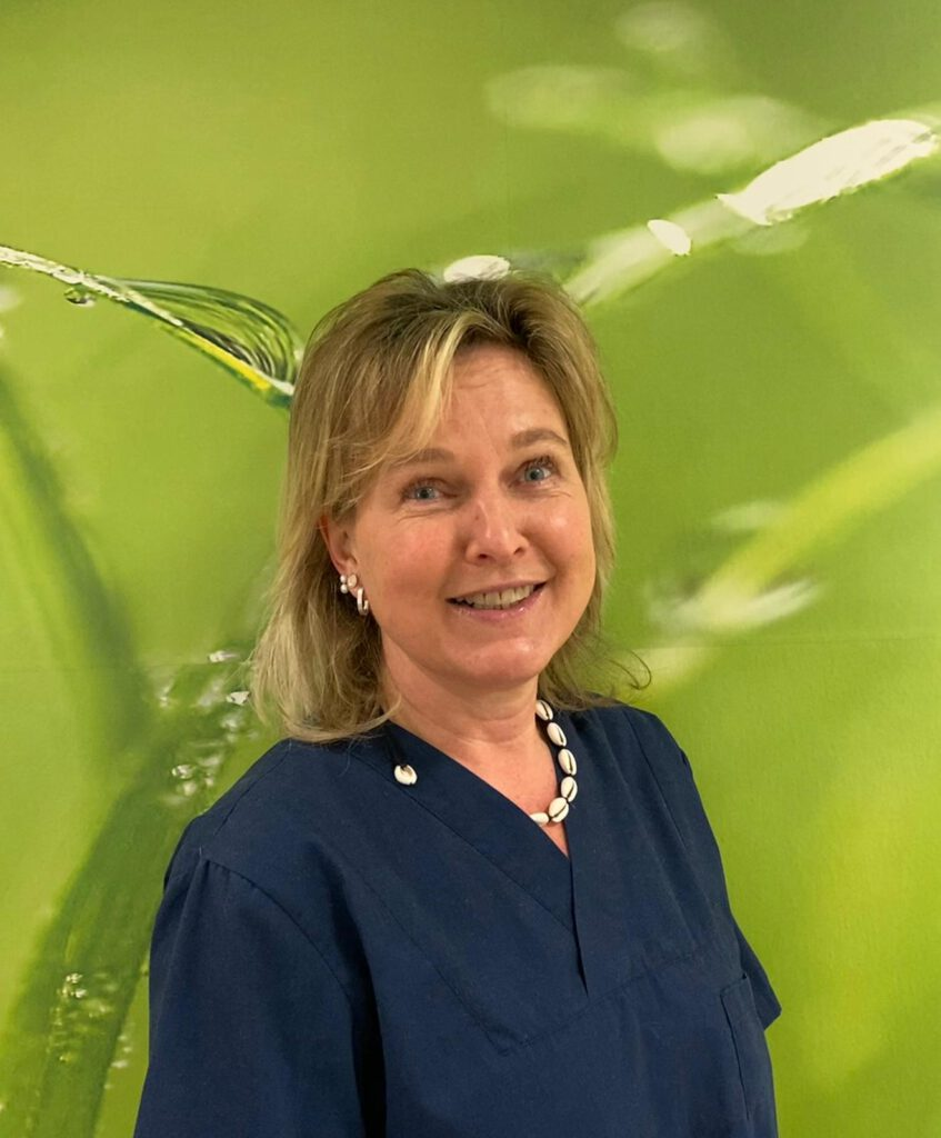 Andrea Rieder Chiemgau-Tierarzt